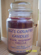 28 OZ APOTHECARY JAR CANDLE