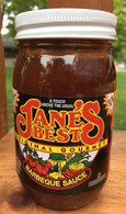 Original Gourmet Barbeque Sauce!