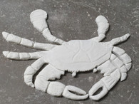 Blue crab 4' tall