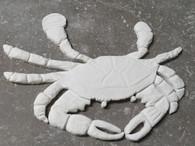 Blue crab 4' tall