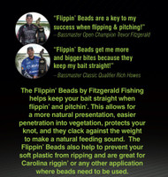 Fitzgerald Fishing Flippin' Beads 15 pack