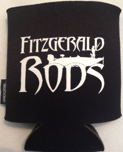 Fitzgerald Rods Koozie