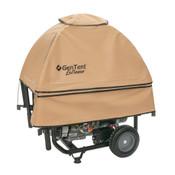 GenTent 10k Portable Generator Cover Tan - GT10KB00TB, GTOPFDCSTN
