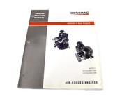 GENERAC SMNL OHVI GTV760/990 V-TWIN ENGINE 0F6923