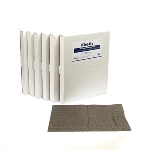 KINETIX SPILL ABSORBENT SHOP MATS - MASTER PACK L71320PM