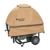 GenTent 10k Portable Extreme Direct Connect Generator Cover Tan - GTOPFDCETN - Gensys Parts