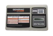 GENERAC NEXUS ASSY CTRL 2010 CPL PROGRAMMED 0H7668DSRV