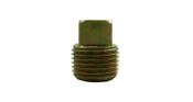 GENERAC PLUG STD PIPE 1/2 STEEL SQ HD G024310