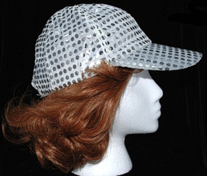 Silver Cap side view