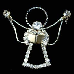Angel Reader pin