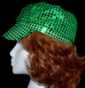 Side view of Green