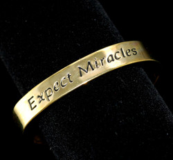 View on bracelet tube