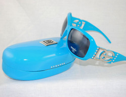 Aqua with (matching available case)