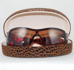 Contains an extra large uni-lens/wrap sunglasses