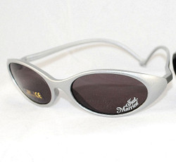"Silver ""Just Married"" Bride's sunglasses"