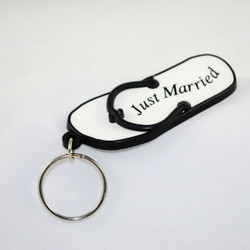 Detail of key chain