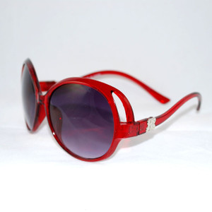 """Liz Claiborne"" Sunglasses, shown w/o crystals embellishments"