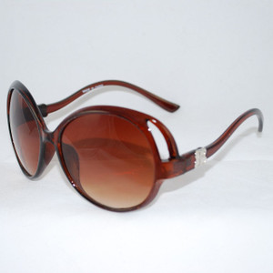 """Liz Claiborne"" 3/4 view Sunglasses.  May elect to have crystals added"