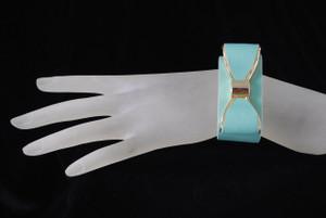 Full view of bracelet on hand model