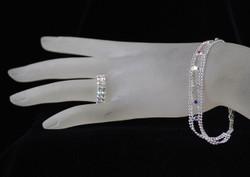 Ring w/ matchable bracelet