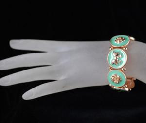 Bracelet on hand model