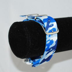 Marine Blues Camo military band