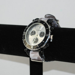 Same watch in Urban gray w/ Black face design