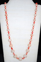 "Full length 32"" necklace"