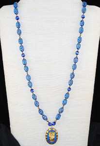 "Full view of 27"" necklace"