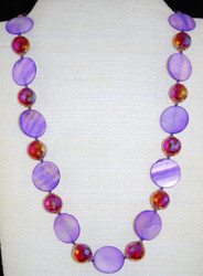 Full view necklace