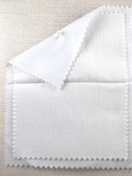 Sample of both layers of cloths