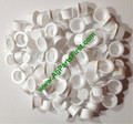 Frame Plug 100 Pack (White)