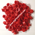 Frame Plug 100 Pack (Red)