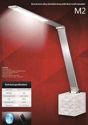 # M2 LED Table Lamp Bluetooth SPEAKER