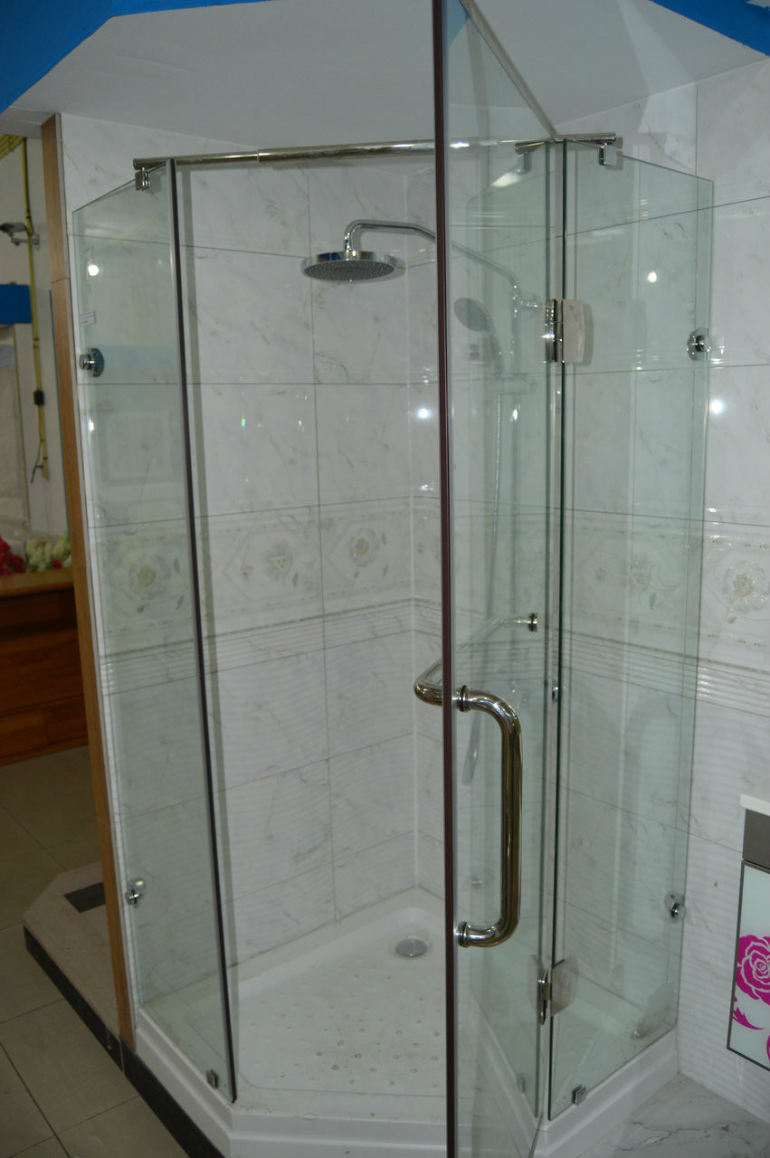 1906 Corner Neo Angle Shower Enclosure 90cm X 90cm X 195cm