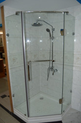 1906 Corner Neo-Angle Shower Enclosure 90cm x 90cm x 195cm