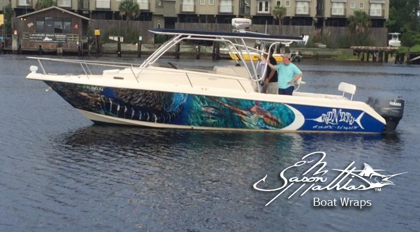 boat wrap art jason mathias designs ideasjpg 2732471525jpg - Boat Graphics Designs Ideas