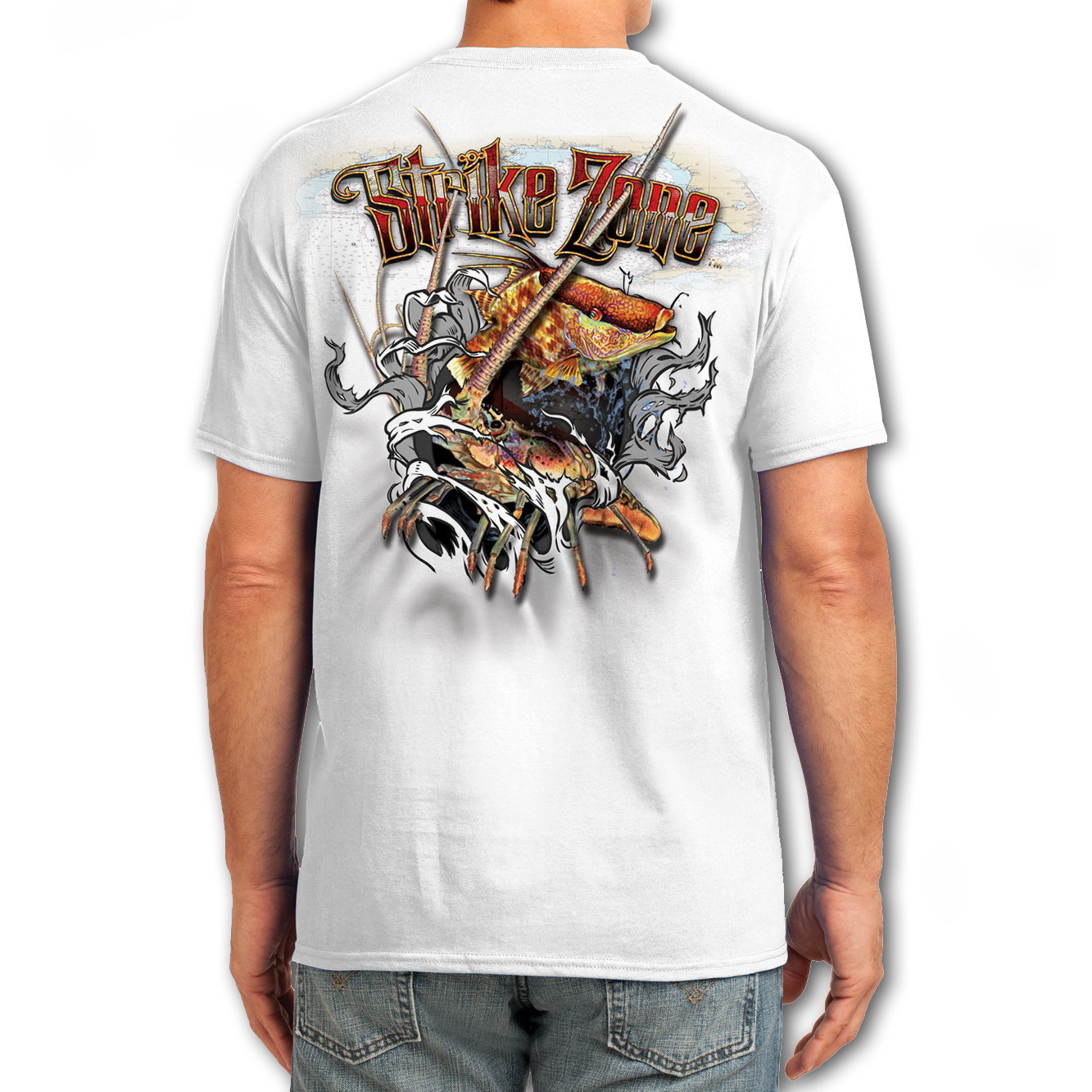 t-shirt-short-sleeve-white-jason-mathias-art-hogfish-lobster-dive-flag.png
