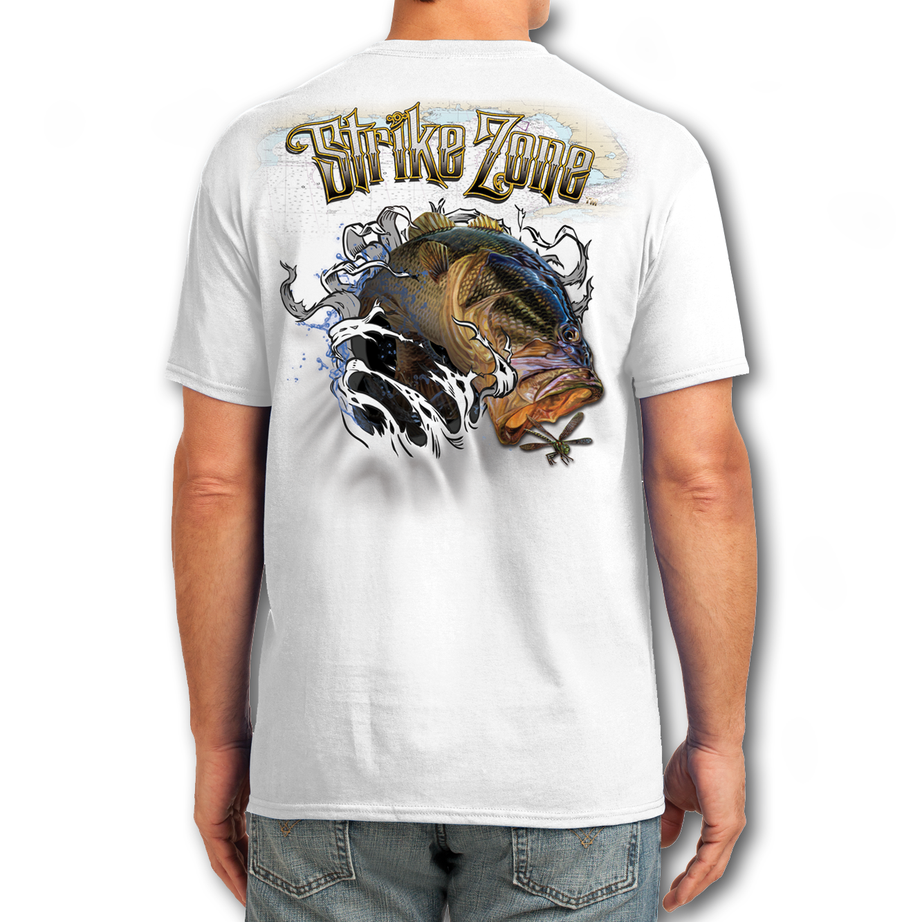 t-shirt-short-sleeve-white-jason-mathias-art-largemouth-bass-strike-zone.png