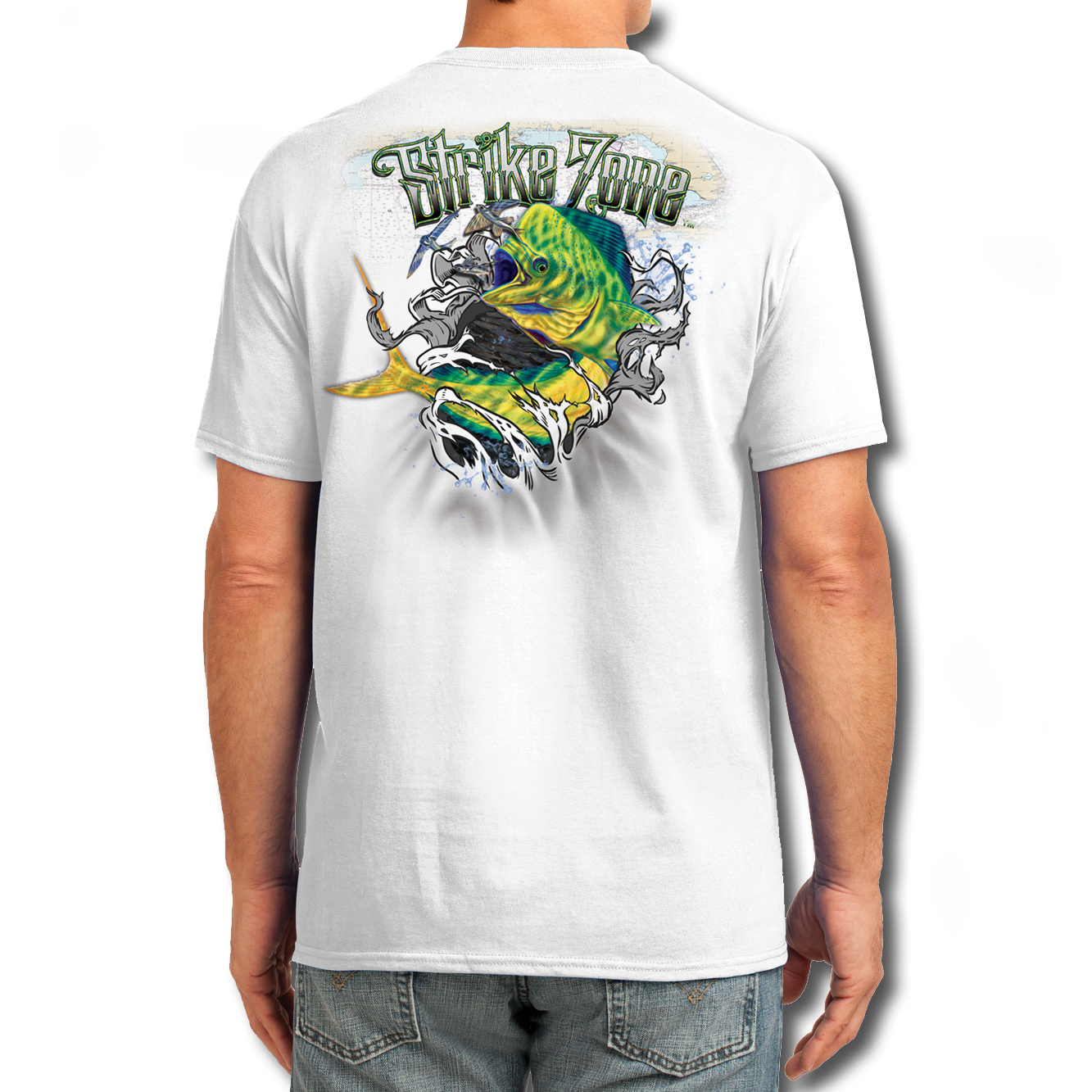 t-shirt-short-sleeve-white-jason-mathias-art-mahi-dorado-dolphin-fish.png