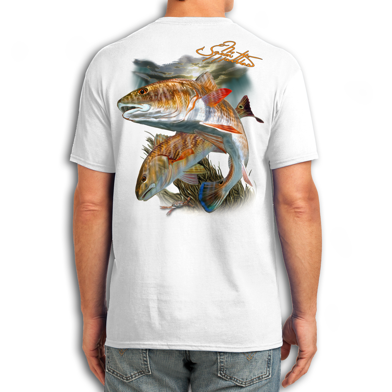 t-shirt-short-sleeve-white-jason-mathias-art-redfish.png