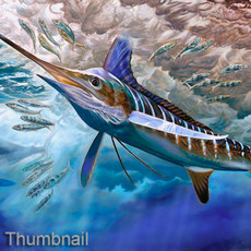 White Rabbit (White Marlin & Spearfish)
