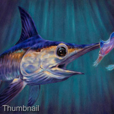 Nocturnal Luminescence (Swordfish)