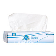 Empress Facial tissue Value boxed 2ply White 30/100