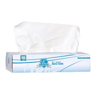 Empress Facial tissue Value boxed 2ply White 30/100