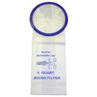 6 QT. Vacuum Bag