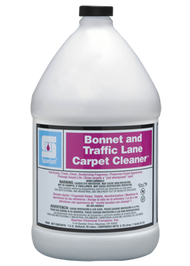 Bonnet and Traffic Lane Carpet Cleaner