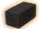 """Grill Brick 8"""" X 4"""" X 3.5"""" 12 / cs"""