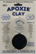 Apoxie Clay - 4oz.