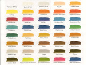 Chroma Airbrush Paint Color Chart